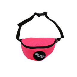 The Duct Tape Years Fanny Pack Pink