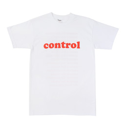 The Duct Tape Years Control T-Shirt - White