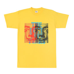 The Duct Tape Years Dali Vision T-shirt- Yellow