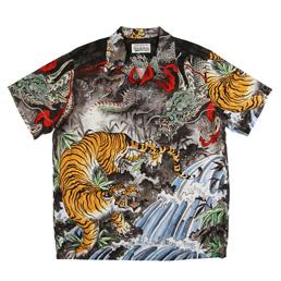 Wacko Maria Tim Lehi S/S Hawaiian Shirt 1 Multi