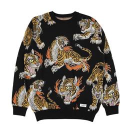 Wacko Maria Tim Lehi/Jac.Crew Next Sweater Black