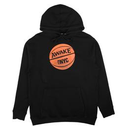 Awake NY Hoop Hoodie Black