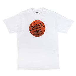 Awake NY Hoop T-Shirt White