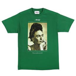 Awake NY Frida T-Shirt Kelly Green