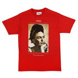 Awake NY Frida T-Shirt Red