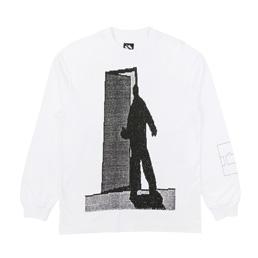 Trilogy Tapes Fictional L/S T-Shirt White