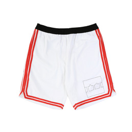 Trilogy Tapes Polo Short - White