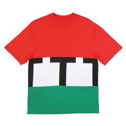 Trilogy Tapes TTT Cut & Sew T-Shirt Red