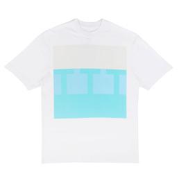 Trilogy Tapes Block T-Shirt White
