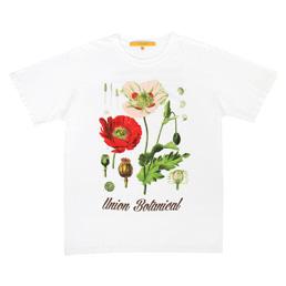 Union Botanical Opium T-Shirt White