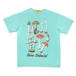 Union Botanical Shrooms T-Shirt Mint