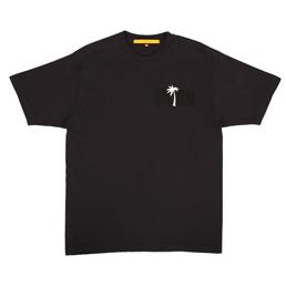 Union Wha Gwaan T-Shirt Black