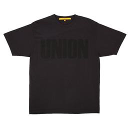 Union Logo T-Shirt Black