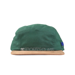 DC x Sports Class LEAD Camper Forest Green