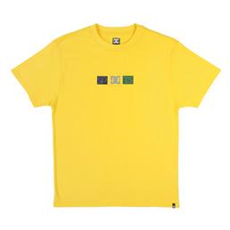 DC x Sports Class BAR T-Shirt Sunshine