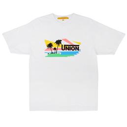 Union LA Sk8ties SS T-Shirt White