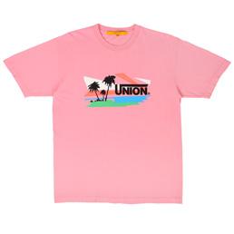 Union LA Sk8ties SS T-Shirt Dusty Rose