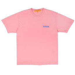 Union LA Know The Ledge SS T-Shirt Dusty Rose