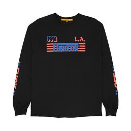 Union LA 1991 LS T-Shirt Black
