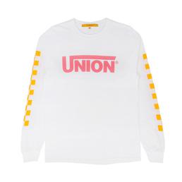 Union LA BMX LS T-Shirt White