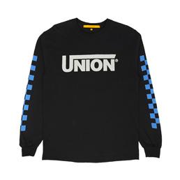 Union LA BMX LS T-Shirt Black