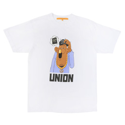 Union Masterplan T-Shirt White