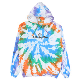 Union Lucy Hoodie Tie-Dye