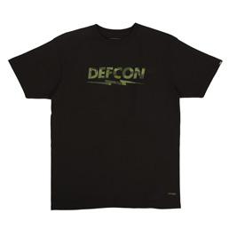 Vans X Defcon Multicam T-Shirt - Tropic/Black