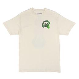 QS Veggie Snackman T-Shirt Cream
