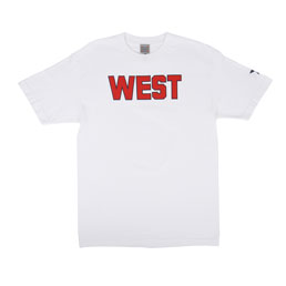 Ebbets West T-Shirt White