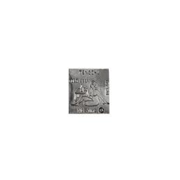 Wacko Maria Nude Girl  Pin Type 1 Silver