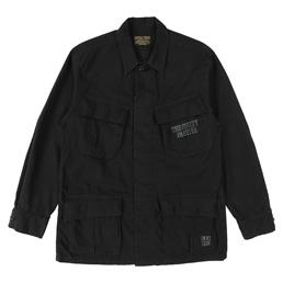 Wacko Maria Fatigue Jacket (Type-2) Black