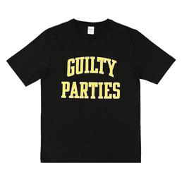 Wacko Maria Washed H/W Crew T-Shirt (T-3)Black