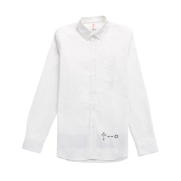 OAMC Sagarmatha Shirt White/ Black
