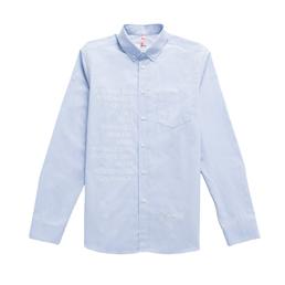 OAMC Sagarmatha Shirt Light Blue/ Black